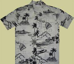 Hawaiian shirt.