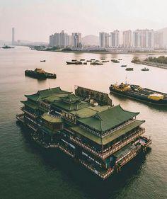 The castle on water, Macau