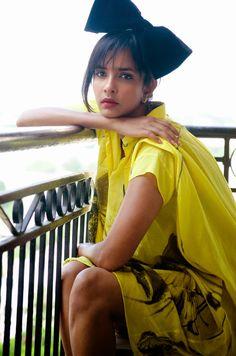 Hot Actress: Manchu Lakshmi New Look