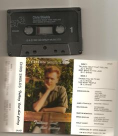 1991 - Chris Shields 4 track cassette Talking 'bout That Feeling Chris Shields, Carole King, Going Crazy, Cool Bands, Track, Singer, Feelings, Runway, Singers