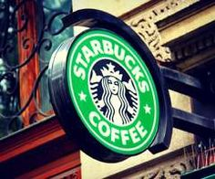 Starbucks.... I think I know where every one is on the east side of Cincy.  Now working on the west side.
