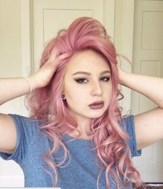 101 Different Ways to Wear Pink Hair | StyleCaster