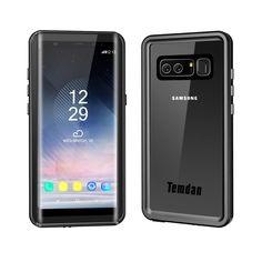 Temdan Samsung Galaxy Note 9 8 Plus Waterproof Military Case Galaxy Note 9, Samsung Galaxy Note 8, Galaxy S8, Waterproof Iphone Case, Life Cover, Kindle Case, Screen Protector, Cell Phone Accessories, Challenge