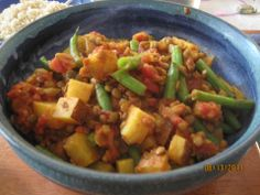 Pakistani Lentil Kima. Easy and delicious homemade curry (GF, V) | My Sister's Pantry.