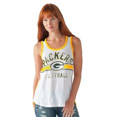 b08cadfca4e5e Green Bay Packers In The Stands Women s Tank Top