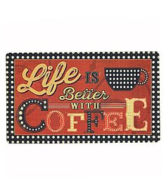 Mohawk Home Coffee Brights Kitchen Comfort Mat #Dillards