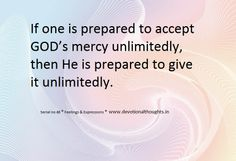 For more GOD quotes templates, visit FEELINGS AND EXPRESSIONS section of website www.devotionalthoughts.in