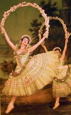 The ballet. This has always been one of my favorite costumes in PTO