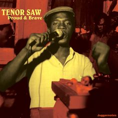 TENOR SAW Proud and Brave
