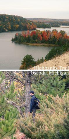 Highbanks Trail, Oscoda, Michigan