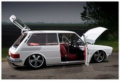 volkswagen lowrider | vw-brasilia-lowrider | Flickr - Photo Sharing!