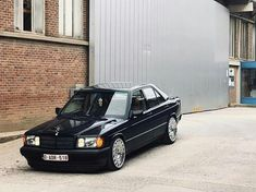 such a beauty. Mercedes Benz 190e, Mercedes 190, Classic Mercedes, Dream Garage, Vroom Vroom, Custom Cars, Jdm, Cars And Motorcycles, Luxury Cars