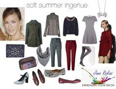 soft summer ingenue