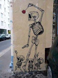 Street art..Portland,Oregon