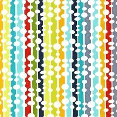 Robin Zingone - Modern - Beaded Curtain in Citrus