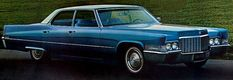 """1970 Sedan Deville bought in 1974 during the energy crisis. Traded straight across for the 1970 Pinto. My 2-year old daughter called it the """"magic car""""."""