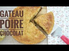 Gâteau moelleux poire chocolat | Aux Fourneaux
