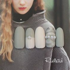 Life with Lin-chan: Army print nails for fall 2015 Grey white army nails Army Nails, Grey Nail Art, Elegant Nail Art, Army Print, Japanese Nail Art, Painted Nail Art, Nail Ring, Minimalist Nails, Oval Nails