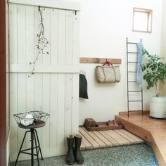 makoroさんの、目隠し,和,DIY,玄関/入り口,のお部屋写真