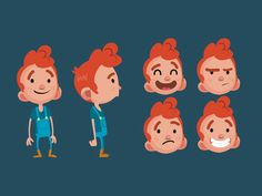 Character design / kid by vainui de castelbajac. Vector Character, Character Design Cartoon, Character Design Animation, Character Design References, Simple Character, Boy Character, Character Drawing, Character Concept, Disney Pixar