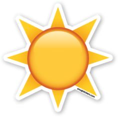Find images and videos about sun, png and emoji on We Heart It - the app to get lost in what you love. Emoji Stickers, Tumblr Stickers, Printable Stickers, Laptop Stickers, Smileys, Emoji Tumblr Png, Emoji Caca, Sun Emoji, Good Morning Sun