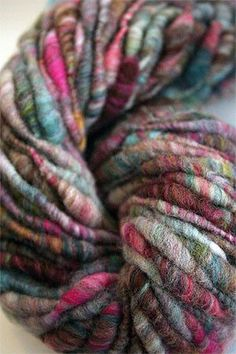 Knitcollage - Castaway Handspun Yarn