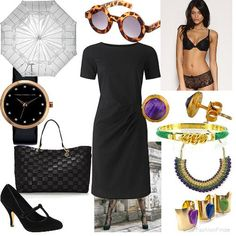 A work look I put together on #asos http://fashionfinder.asos.com/womens-outfits/Classic-+-EXCESSories-70344