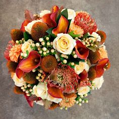 Seasonal Design E | McQueens florist