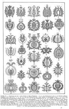 Magyarische Ornamentik, publisher Karl W. Hiersemann, 1900, Leipzig