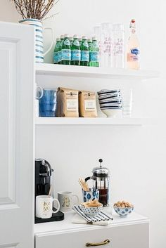 Keep it Cute - At-Home Coffee Stations That Beat A Cafe - Photos