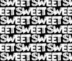 Sweet Black Scribbles by smuk