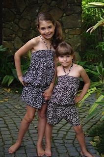 www.ladywatego.com  little lady WATEGO jumpsuits are fabulous in leopard....... Clothing Labels, Beach Dresses, Ikat, Jumpsuits, Tie Dye, Beachwear, Strapless Dress, Summer Outfits, Overalls