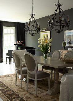 J. Hirsch Interior Design - traditional - Dining Room - Other Metro - J. Hirsch Interior Design, LLC