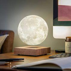 Led Band, Footer Design, Milk Shop, American Walnut, Home Living, Living Room, Lamp Design, Design Room, Moon Design