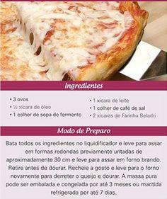 Receita simples, fácil e rápida de Massa de Pizza Caseira sem Glúten para fazer no liquidificador!  Confira também no nosso blog: https://www.emporioecco.com.br/blog/receita-de-massa-de-pizza-sem-gluten-e-sem-lactose-de-liquidificador/