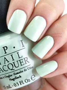 The Happy Sloths: OPI Hawaii Collection for Spring 2015: Review and Swatches