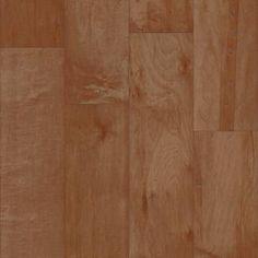 "Mohawk Mulberry Hill Sienna Maple 5"" Engineered Hardwood"