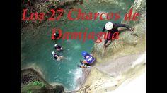 27 charcos de damajagua (Ultimo charco)