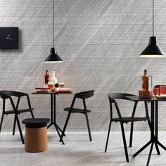 Buy online Slimtech naive blue By lea ceramiche, laminated stoneware wall tiles / flooring design Patrick Norguet, slimtech naive Collection Wall And Floor Tiles, Wall Tiles, Naive, Patrick Norguet, Background Tile, Stone Tiles, New Wall, Tile Design, Dining Chairs