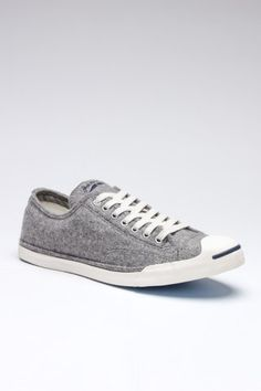 Converse Jack Purcell Wool Low Profile Slip