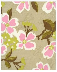 Joel Dewberry - Modern Meadow - Dogwood Bloom JD31 Pink -