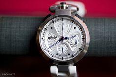 Hands-On: The Bovet Sergio Pininfarina Split Second Chronograph 45