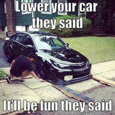 Car memes via facebook