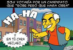 Celebra Springfield su inminente Alcalde!