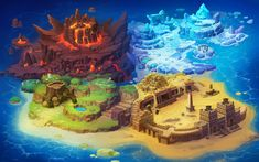 Map Background, Cartoon Background, Snow Map, Illustrator, Map Games, World Map Design, Arte Dc Comics, Dungeon Maps, Environment Concept Art