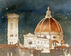 Iain Stewart - Work Zoom: Santa Maria del Fiore
