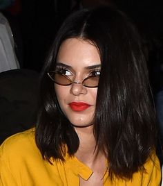 Kendall Jenner Uzun Saçlarına Veda Etti