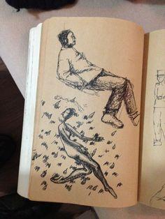 2013.11.涂鸦速写与创作