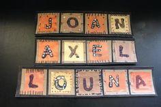 alphabet aborigene yapa                                                                                                                                                                                 Plus Name Activities, Name Art, Letter Recognition, Art Club, World Cultures, School Projects, Nom Nom, Alphabet, Names