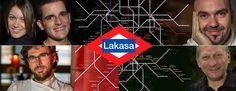 El noticiero de marzo 2015: próxima estación, lakasa.
